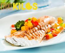 repas minceur poisson