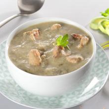 repas minceur soupe campagnarde