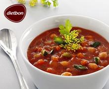 repas minceur soupe